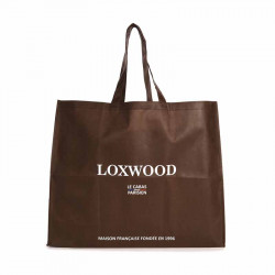 Cabas PARISIEN Chestynut | LOXWOOD | Housse de protection